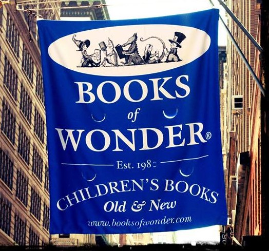 Books of Wonder