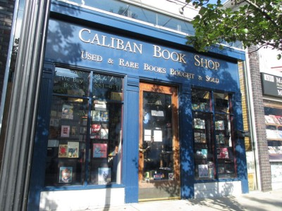 Caliban Book Shop