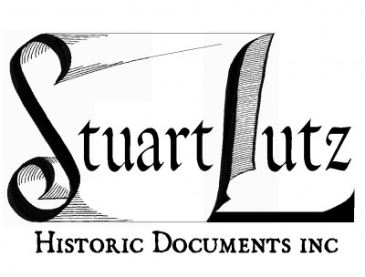 Stuart Lutz Historic Documents, Inc.