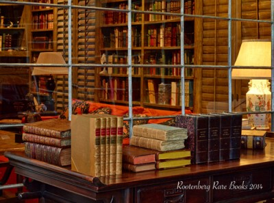 B. & L. Rootenberg Rare Books and Manuscripts