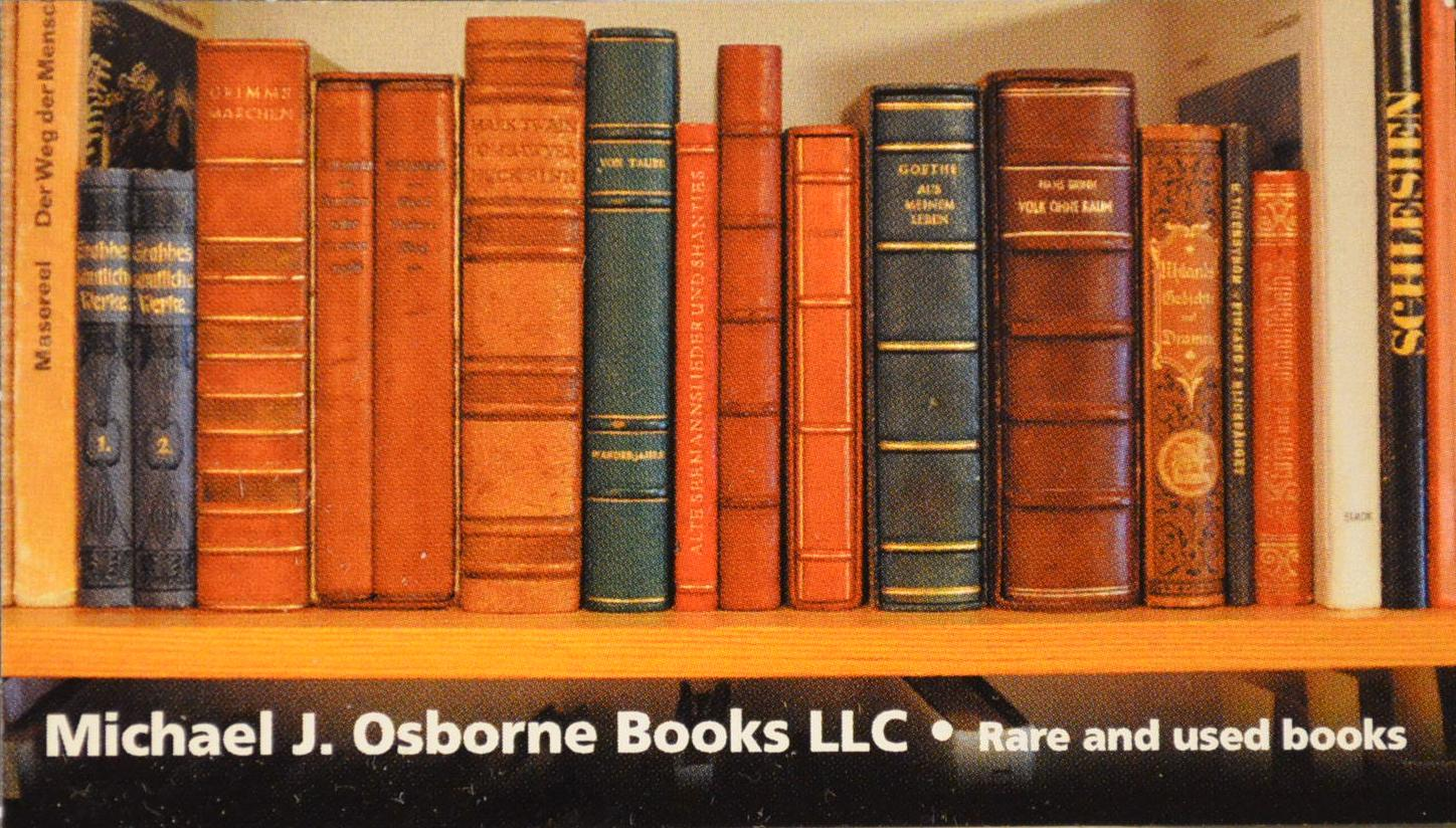 Michael J. Osborne Books LLC